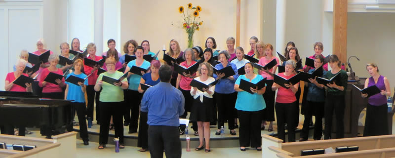Women's Voices Chorus Presents Welcome Home, a Benefit Concert for Refugees and Immigrants