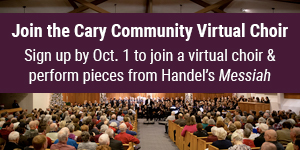 Cary Community Virtual Choir