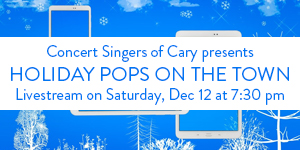 Holiday Pops on the Town